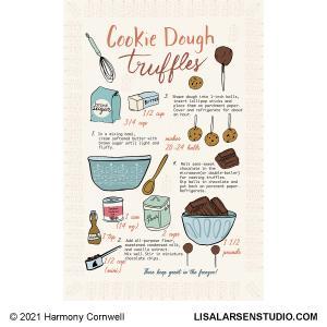 HC21 Cookie Dough Truffles