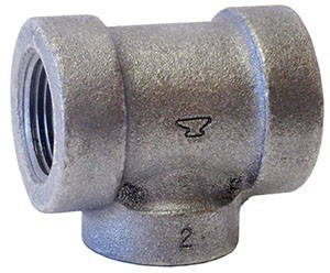 Domestic Iron Fittings & Flanges