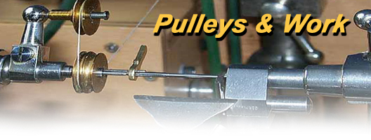 cStudent Activity for Simple Machines, Pulleys and Work
