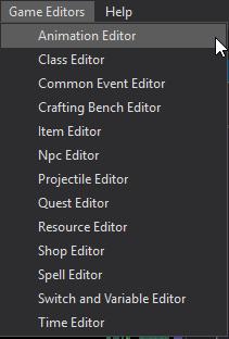 Game Editors