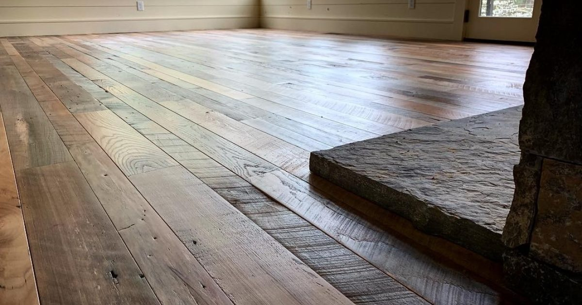 Wood Flooring With Character | Neuroh Hardwood