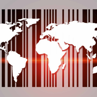 barcode with the world
