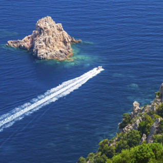Honeymoon Corsica