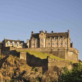 An image of Edinburgh Castle