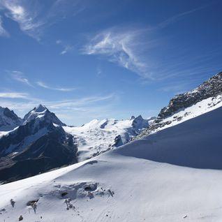 Corvatsch, St Moritz