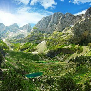 Albania alps