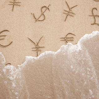 currency beach and exchange rate