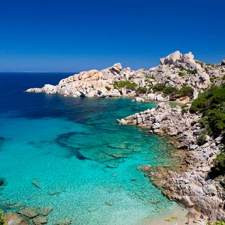 Maddalena Islands