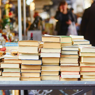 London Book Stall Listing Image