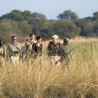 Walking Safaris in the South Luangwa