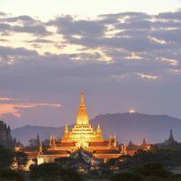 Temple in Bagan