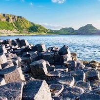 Giant's Causeway Cliffs