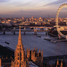 London iconic view