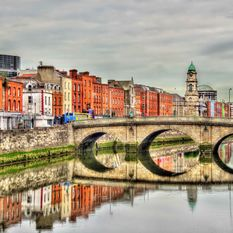 mellows bridge in Dublin