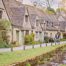 Cotswolds village