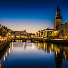 Gothenburg City Canal