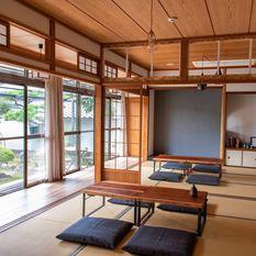 Japanese ryokan header