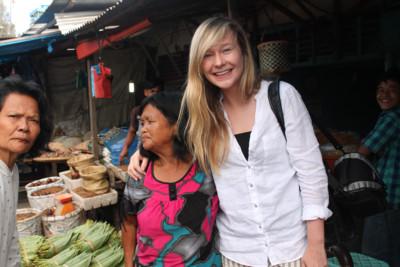 Asia Expert Katie in Sumatra
