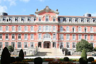 Vidago Pink Palace