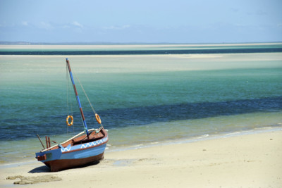bazaruto beach in Mozambique