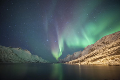 Northern Lights in Northern Norway