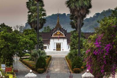 Palace in Luang Prabang