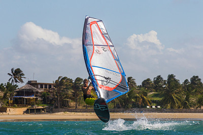 windsurfing brazil
