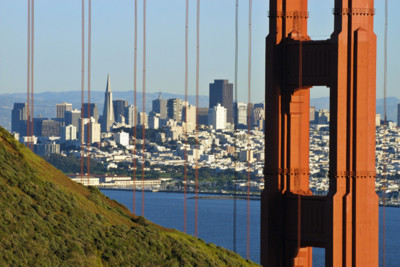 View across San Francisco