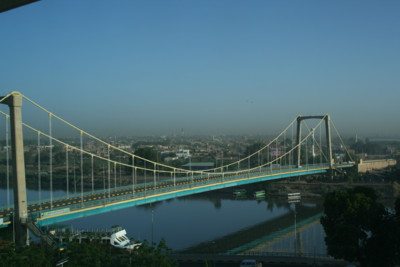 Bridge in Khartoum