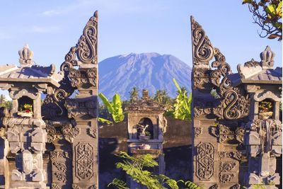 Singaraja Temple in Bali