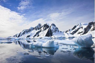 Glaciers Atarctica