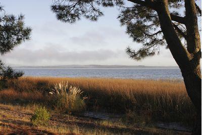 Punta del Este Lagoon, Uruguay