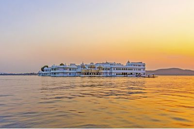 Lake Palace, Udaipur India