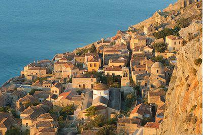 Peloponnese Hillside