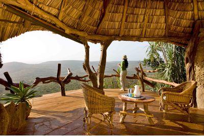 Ol Malo Veranda in Kenya