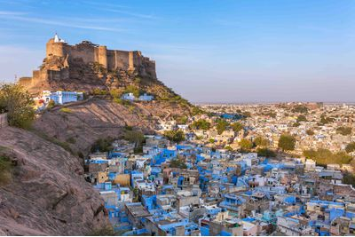 Mehrangarah Fort in Jodhpur