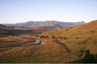 kwazulu-natal landscape
