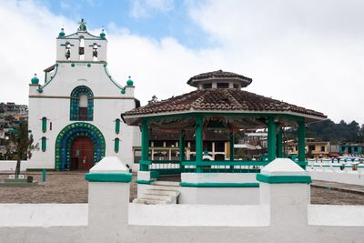 san juan chamula village