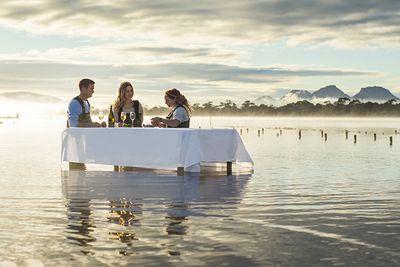 oyster farming in tasmania