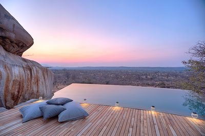 Jabali Ridge Infinity Pool