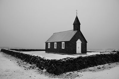 a church in Iceland