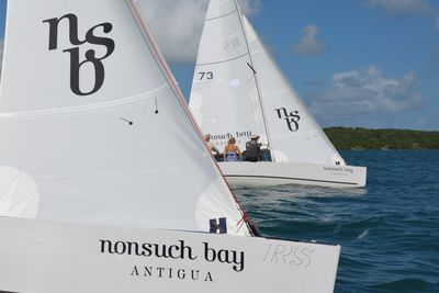 nonsuch bay sailing