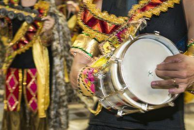 rio carnival drums