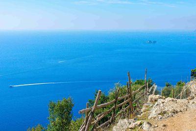 amalfi pathway of gods