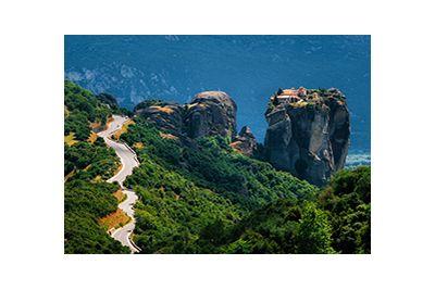 epirus cliffs
