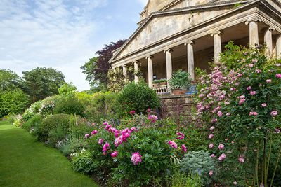 Kiftsgate Gardens