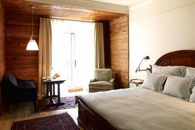 The Greenwich hotel bedroom