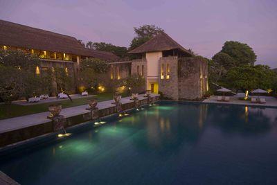 Amanusa swimming pool
