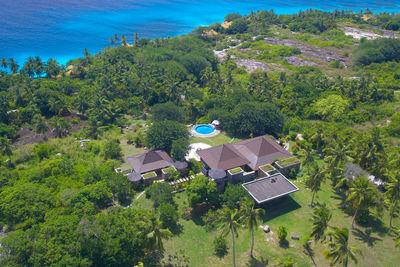 Spa in Fregate Island Seychelles