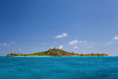 view of Necker Island